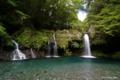 [静岡県]陣馬の滝 I