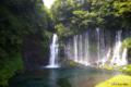 [静岡県]白糸の滝 I