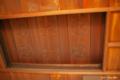 [静岡県][掛川城]掛川城御殿 長囲炉裏の間の天井 桔梗紋と鏑矢紋