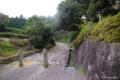 [静岡県][牧之原]旧東海道金谷坂石畳上り口