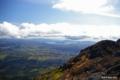 [北海道][羊蹄山][洞爺湖]羊蹄山喜茂別ピークから望む洞爺湖 I