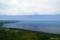 サロマ湖西側 @サロマ湖展望台