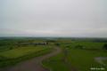 [北海道]多和平 再び II 展望台から南東方向「グリーンヒル多和」を望む