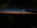 [空][空撮]天空のグラデーション