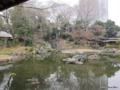 [東京][靖国神社]靖国神社 神池庭園