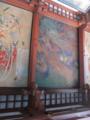 [東京][浅草]浅草寺 本堂 天井画「龍の図」