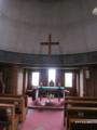 [北海道][函館]函館聖ヨハネ教会 礼拝堂