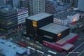 [北海道][札幌]さっぽろテレビ塔展望スペースから見下ろす札幌劇団四季