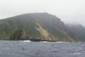[北海道][小樽]日和山沖から望むトド岩
