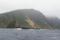 日和山沖から望むトド岩