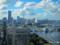 横浜マリンタワーから望むみなとみらい地区