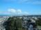 横浜マリンタワーから三浦半島を望む