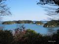 [宮城県][松島]福浦島 あずま屋からの光景