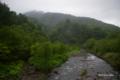 [北海道]遊楽部川上流 ピリカベツトンネル付近の渓谷