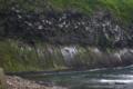 [北海道][地質]乙部町鮪の岬の柱状節理 II