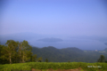 [北海道]津別峠展望台から望む屈斜路湖