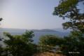 [北海道]屈斜路湖 和琴半島から中島を望む
