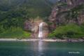 [北海道][知床]カムイワッカの滝
