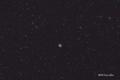 [空][星]M57 環状星雲 (直焦撮影)