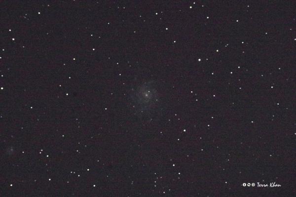 M101 回転花火銀河 (直焦撮影)