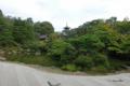 [京都]仁和寺 寝殿から望む五重塔