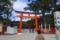 賀茂別雷神社(上賀茂神社) 二の鳥居