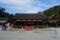 賀茂別雷神社(上賀茂神社) 細殿と立砂