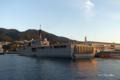 [広島県][呉][海上自衛隊艦艇]LST-4001 おおすみ