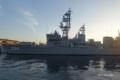 [広島県][呉][海上自衛隊艦艇]DE-234 とね