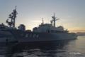 [広島県][呉][海上自衛隊艦艇]AGS-5106 しょうなん