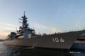 [広島県][呉][海上自衛隊艦艇]DD-106 さみだれ