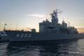 [広島県][呉][海上自衛隊艦艇]ATS-4202 くろべ