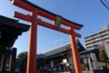 [静岡県]五社神社・諏訪神社 大鳥居