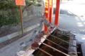 [静岡県]五社神社・諏訪神社 手水舎