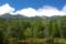 牛留池の向こうの乗鞍岳