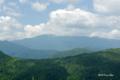 [北海道][長万部岳]長万部岳山頂から望む狩場山塊