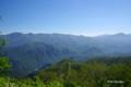 [北海道][大雪山]黒岳7合目付近から望む屏風山とニセイカウシュッペ山