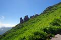 [北海道][大雪山]マネキ岩 @黒岳登山道