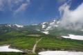 [北海道][大雪山]黒岳石室とお鉢平登山道