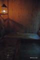 [青森県][青荷温泉]青荷温泉 ランプの宿 本館内湯(黎明時)