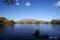 大沼公園から望む駒ヶ岳