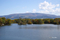 大沼公園から望む横津岳