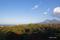 森町 道の駅「YOU・遊・もり」から望む北海道駒ヶ岳と森町・砂原市街