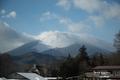 [岩手県][冬景色]岩手山