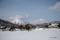 尻別岳と羊蹄山