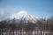 [冬景色][羊蹄山]
