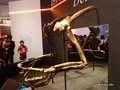 [化石][国立科学博物館][恐竜博2019]デイノケイルス上肢・肩帯骨格 @国立科学博物館
