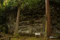 [島根県]立久恵峡 五百羅漢像