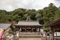 [島根県][寺社仏閣]物部神社 拝殿