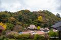 [島根県][石見銀山]西性寺と裏山の紅葉